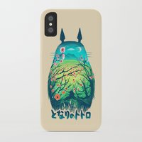 random iPhone & iPod Cases featuring He Is My Neighbor by Victor Vercesi