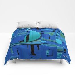 INDIGO THREE Comforters