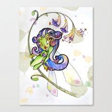 Lilium Fairy Canvas Print