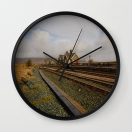 Ribblehead Station Wall Clock