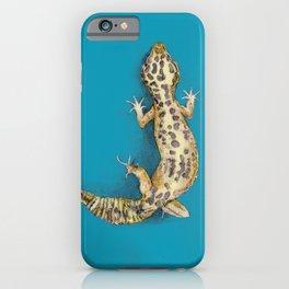 Leopard Gecko iPhone Case