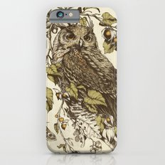Great Horned Owl iPhone 6s Slim Case