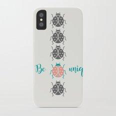 Be unique Slim Case iPhone X