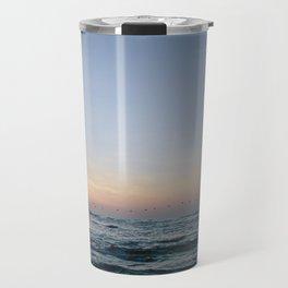 Sunset flight Travel Mug