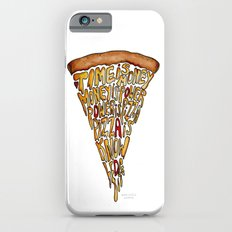 Pizza is Power Slim Case iPhone 6s