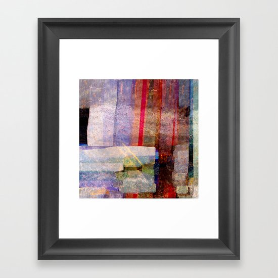 Art Construct Framed Art Print