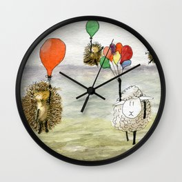 We Haven't Thought This Through Wall Clock