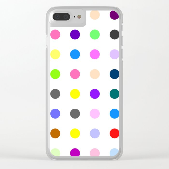Amitriptyline Clear iPhone Case