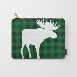 Woodland Moose Carry-All Pouch