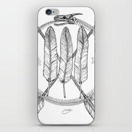 Ouroboros Logos iPhone Skin