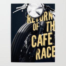 Return of the cafe racer Poster