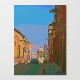 View on Recreo Canvas Print