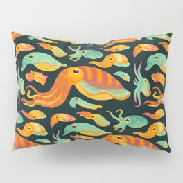 Cuttlefish Pillow Sham