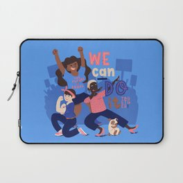 We can do it Laptop Sleeve