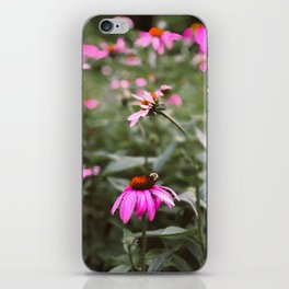 Buzzy Blooms iPhone Skin