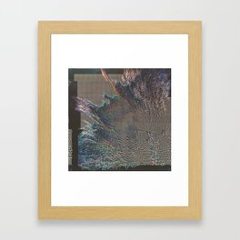 FRIĒ Framed Art Print