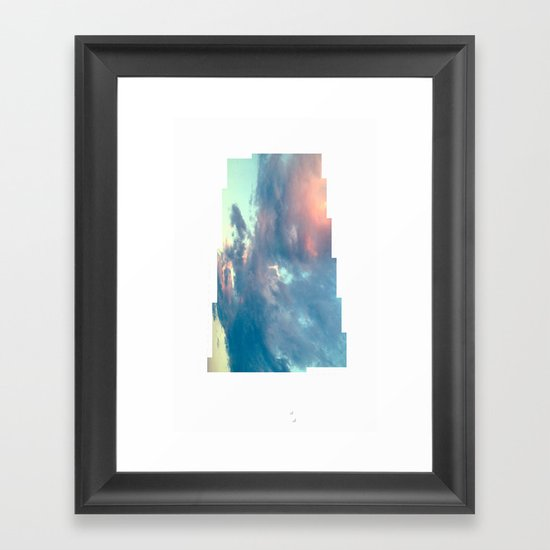 Cloudscape VI Framed Art Print