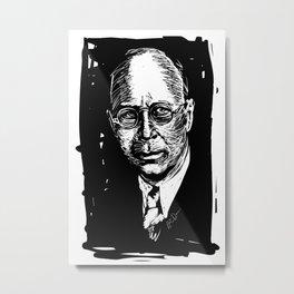 Prokofiev Metal Print
