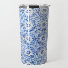 Lisbon tiles Travel Mug