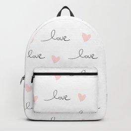 lovely pattern Backpack