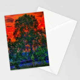 Another Ozone Alert Day Stationery Cards