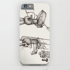 'Dreams Of Leaving' (Part 1 & 2) iPhone 6s Slim Case