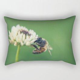 new friend Rectangular Pillow
