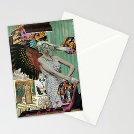 Angel of Decay Stationery Cards