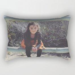 Desert Rose Rectangular Pillow