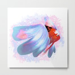Fishy Fish Metal Print
