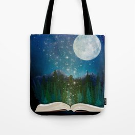 Open Your Imagination Tote Bag