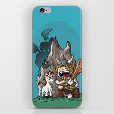 Dungeon! iPhone & iPod Skin