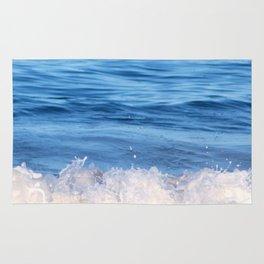 Ocean Froth Rug