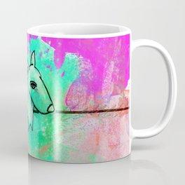 Dog No.1f by Kathy Morton Stanion Coffee Mug