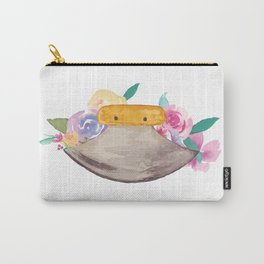 Ulu Floral Carry-All Pouch
