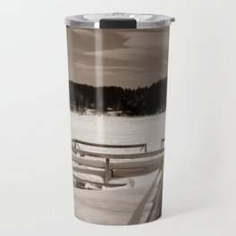 Overlooking Flagstaff Travel Mug