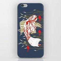 Seaweed Swim iPhone & iPod Skin