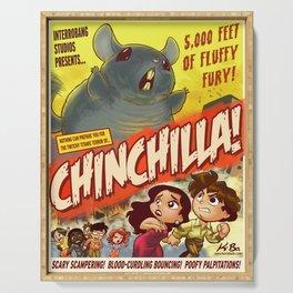CHINCHILLA! Serving Tray