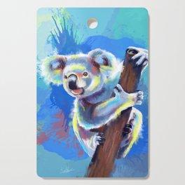 Koala Bear Cutting Board