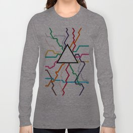 Triangle of Power Long Sleeve T-shirt