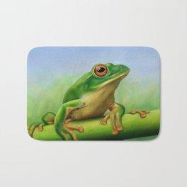 Moltrecht's Green Treefrog Bath Mat