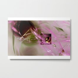 Changing Your World Metal Print