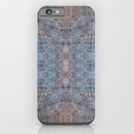 the soft glow iPhone Case