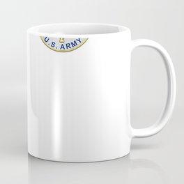 US Army Military Intelligence Branch Veteran Morale T Shirt Coffee Mug