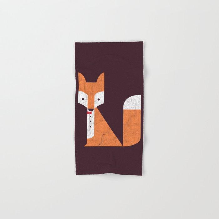 Le Sly Fox Hand & Bath Towel