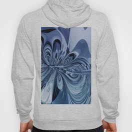 Abstract Composition 716 Hoody