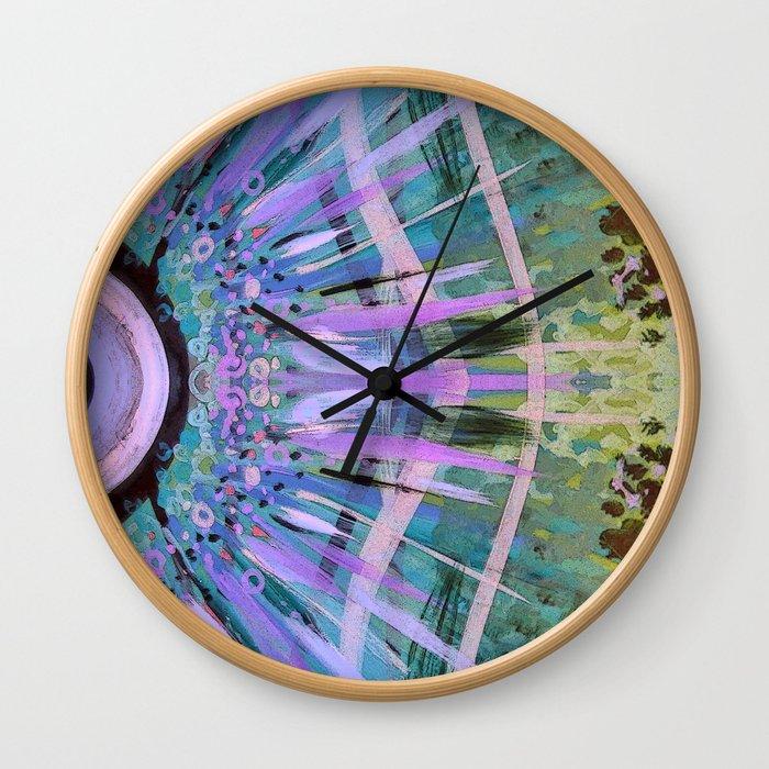 Elemental 2 Wall Clock