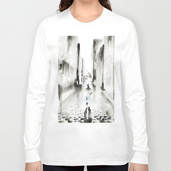 London and me Long Sleeve T-shirt
