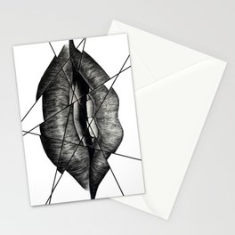 Passionate As Sin Stationery Cards