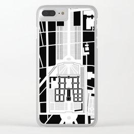 Invalides. Paris Clear iPhone Case